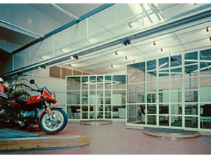 Concessionaria di moto BMW