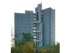 Edifici per appartamenti tipologia a torre