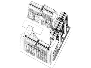 Recupero e ampliamento di un complesso residenziale