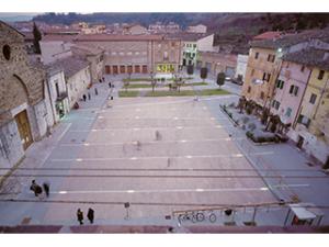 Nuova pavimentazione e arredo urbano di Piazza S.Agostino