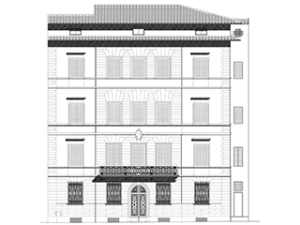 Restauro di Palazzo Benci