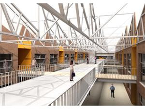 Parco tematico della residenza: Piattaforma tecnologica per studiare e lavorare