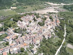 Piano di ricostruzione di Castelnuovo all'Aquila dopo il terremoto del 2009
