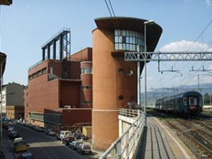 Museo di Arte Contemporanea di Firenze dalla rigenerazione della Centrale Termica di Angiolo Mazzoni