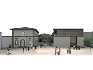 Parcheggio sotterraneo in Piazza Brunelleschi