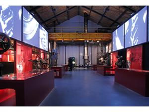 Allestimento Museo dell'archeologia industriale