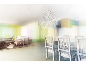 Interior design per un appartamento di lusso
