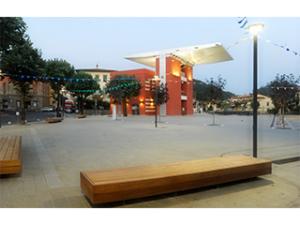 Riqualificazione della piazza di Tavarnuzze e delle aree adiacenti
