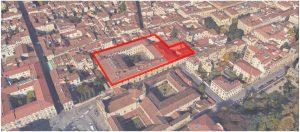 Restauro e recupero funzionale di una porzione di Palazzo Buontalenti per EUI