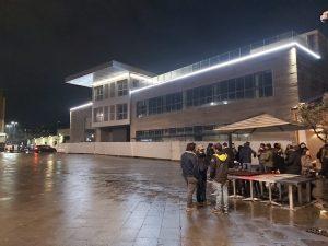 Aggiornamento progetto Edificio polivalente su piazza Largo Annigoni